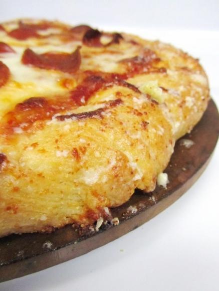 Garlic Pizza Base