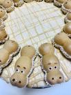 Kinder Hippo Cake