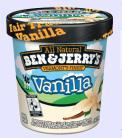 Ben & Jerrys Ice Cream