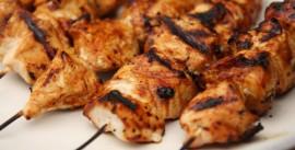 Classic Chicken Kebab